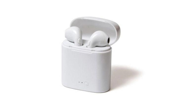 2 שני זוגות אוזניות Bluetooth אלחוטיות