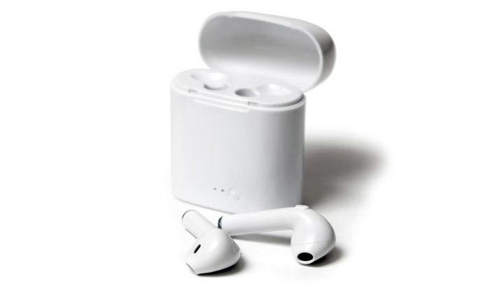 4 שני זוגות אוזניות Bluetooth אלחוטיות