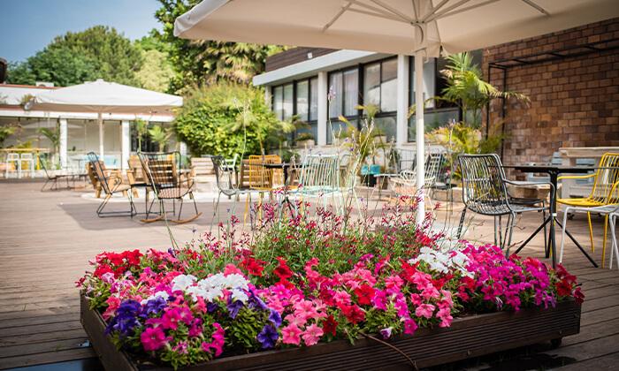 6 חופשה במלון עדן אין Eden Inn - זכרון יעקב, כולל ארוחת בוקר