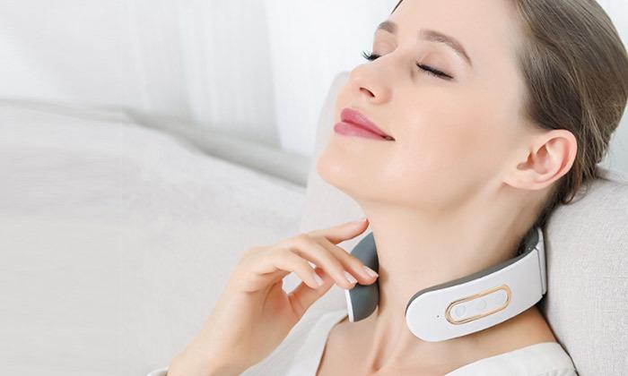 2 מכשיר עיסוי טיפולי לצוואר