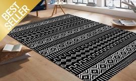 שטיח מלבני לסלון Unique