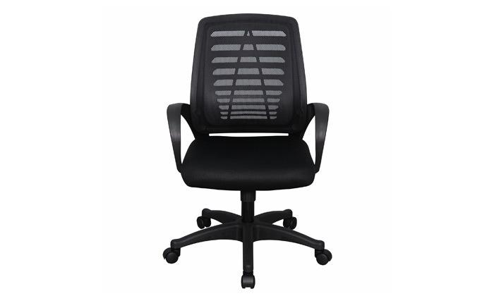 3 כיסא משרדי ארגונומי Mobel דגםנועם