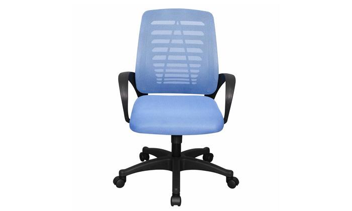 4 כיסא משרדי ארגונומי Mobel דגםנועם