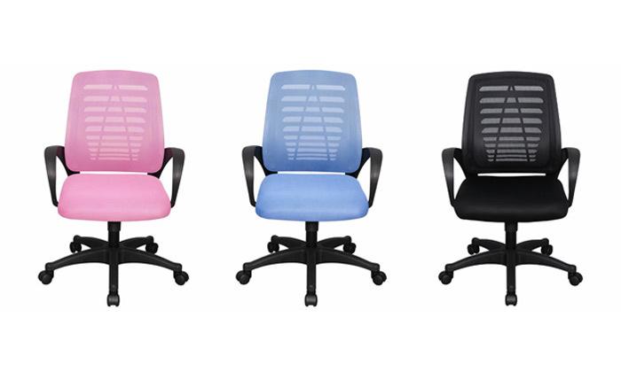 2 כיסא משרדי ארגונומי Mobel דגםנועם