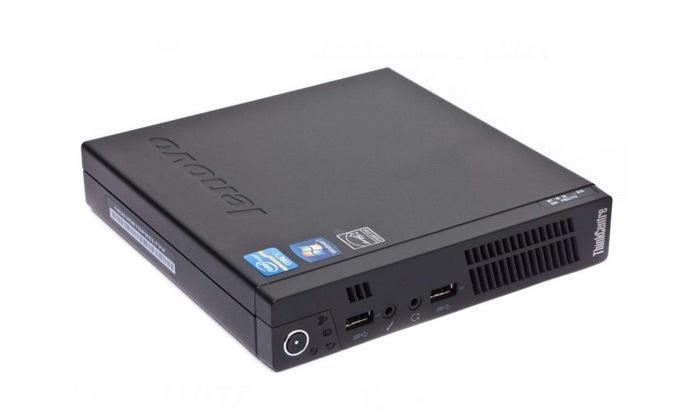 4 מחשב נייח מחודש לנובו Lenovo דגם M72e עם זיכרון 4/8GB ומעבד i3