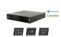 מחשב נייח Lenovo עם מעבד i3