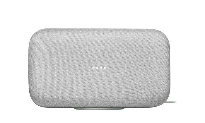 2 רמקול חכם Google Home Max- משלוח חינם