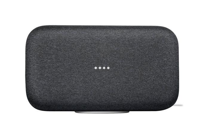 3 רמקול חכם Google Home Max- משלוח חינם