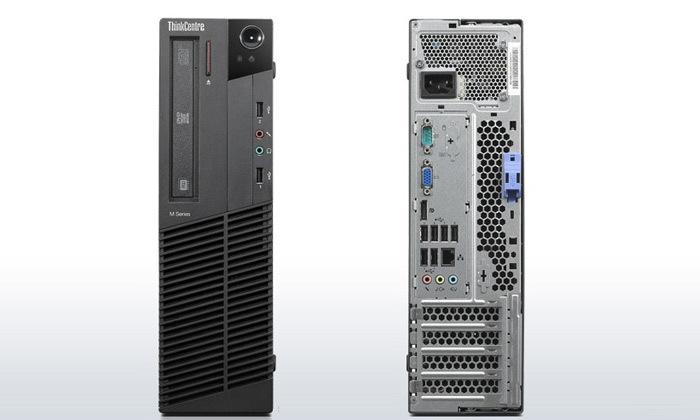 3 מחשב נייח מחודש לנובו Lenovo דגם M92p עם זיכרון 8GB ומעבד i5