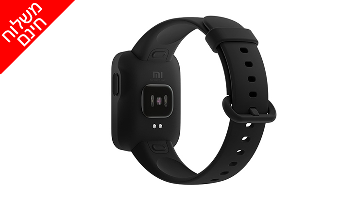 3 שעון חכם Xiaomi Mi Watch Lite - משלוח חינם