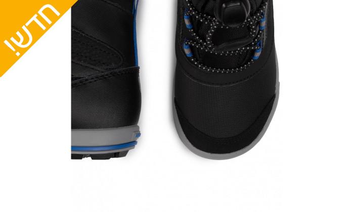 6 מגפיים לילדים וילדות מירל MERRELL בצבע שחור