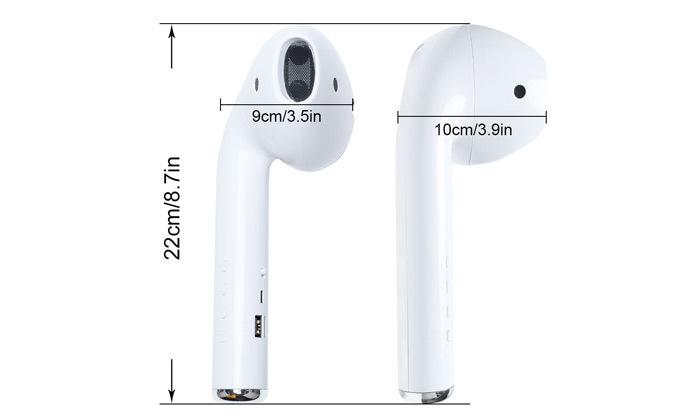 5 רמקול דמוי אוזנייה TWS,דגם GIANT