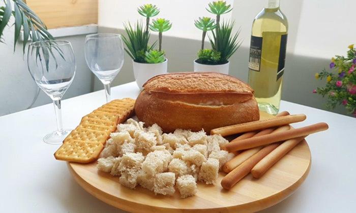 """8 פונדו גבינות לזוג ב-T.A מכפ""""ס או משלוח לשרון ולת""""א בתשלום"""