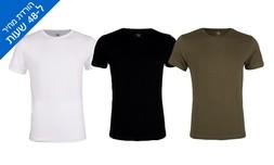 סט 6 חולצות לגבר POLO CLUB
