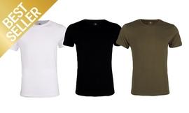 סט 5 חולצות לגבר POLO CLUB