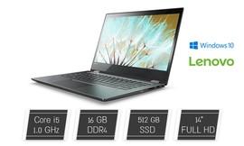 """מחשב נייד Lenovo עם מ.מגע """"14"""