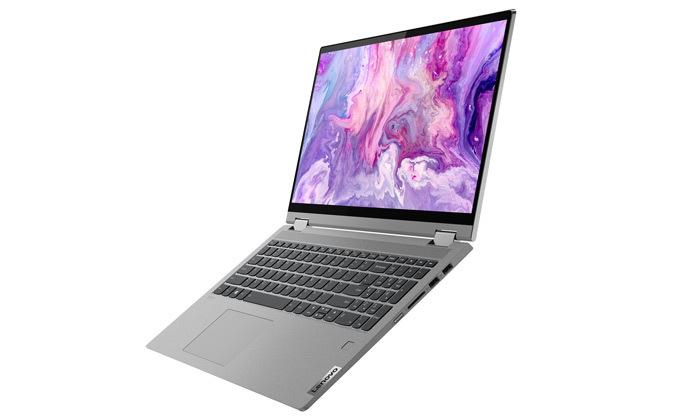 """3 מחשב נייד מעודפים Lenovo, דגם FLEX 5 עם מסך מגע """"14, זיכרון 16GB ומעבד i5"""