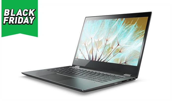 """4 מחשב נייד מעודפים Lenovo, דגם FLEX 5 עם מסך מגע """"14, זיכרון 16GB ומעבד i5"""