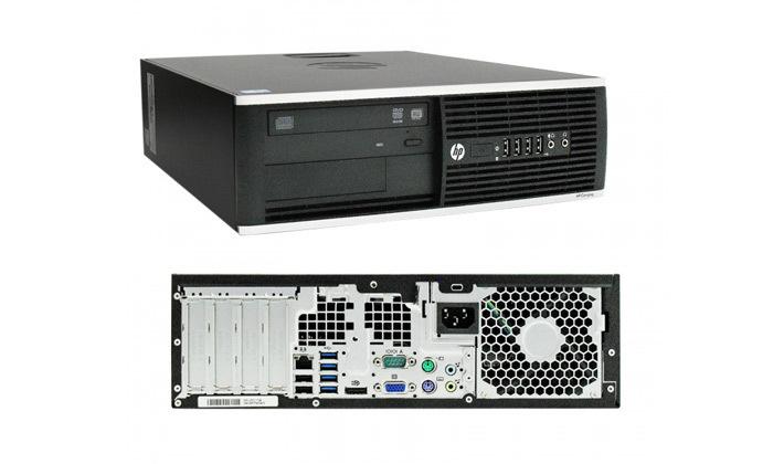 3 מחשב נייח HP עם מעבד i5