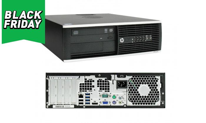 3 מחשב נייח מחודש HP דגם 8300 עם זיכרון 16GB ומעבד i5