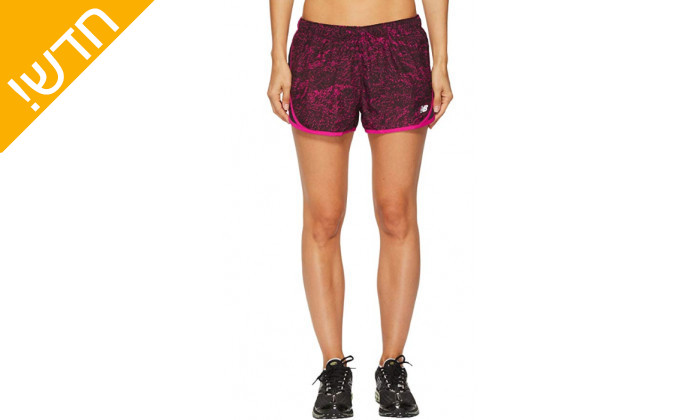 3 מכנסי אימון ניו באלאנס לנשים New Balance