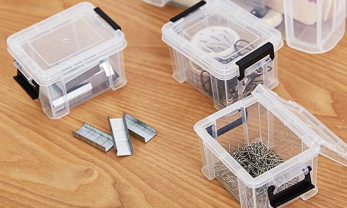5 מארז 20 קופסאות MiniMaxx עם מכסה נעילה