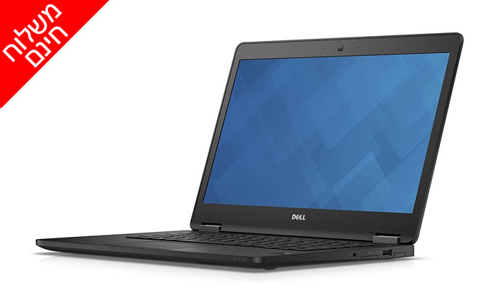 4 מחשב נייד Dell עם מסך 14 אינץ' - משלוח חינם
