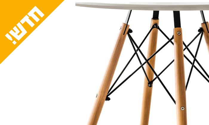 3 שולחן עגול ראמוס דיזיין, דגם איתי