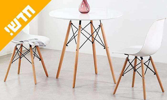 4 שולחן עגול ראמוס דיזיין, דגם איתי