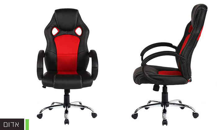 3 כיסא גיימינג אורתופדי