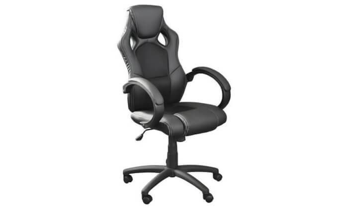 8 כיסא גיימינג אורתופדי