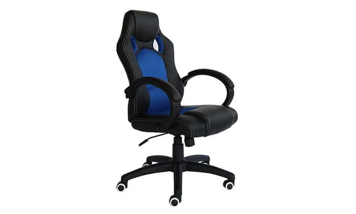 10 כיסא גיימינג אורתופדי