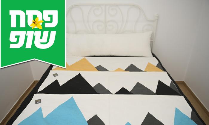 3 כרית שינה ארוכה כולל ציפית