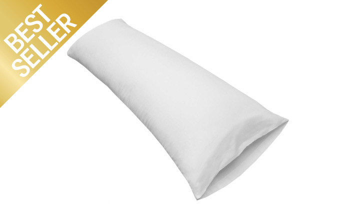 10 כרית שינה ארוכה כולל ציפית