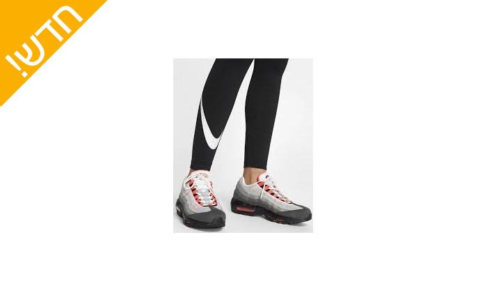 4 טייץ נייקי לנשים Nike