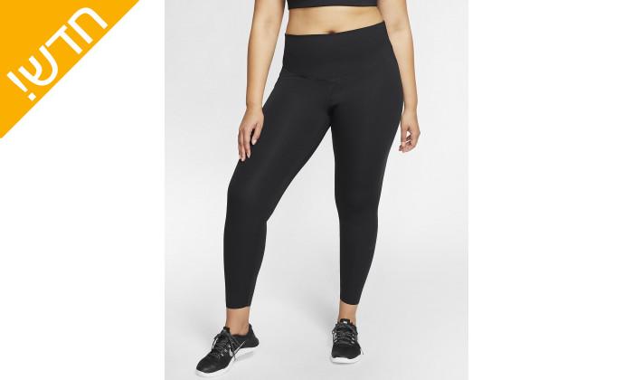 2 טייץ נייקי לנשים Nike Plus Size