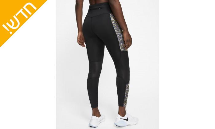 3 מכנסי טייץ באורך 7/8 לנשים נייקי Nike