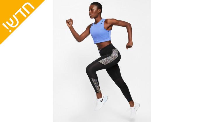 6 מכנסי טייץ באורך 7/8 לנשים נייקי Nike