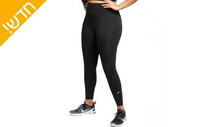 2 מכנסי טייץ נייקי לנשים Nike Plus Size