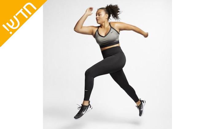 4 מכנסי טייץ נייקי לנשים Nike Plus Size