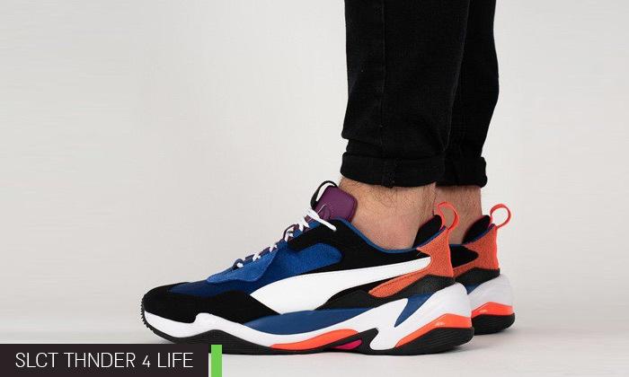 5 נעלי גברים פומה PUMA במגוון דגמים לבחירה