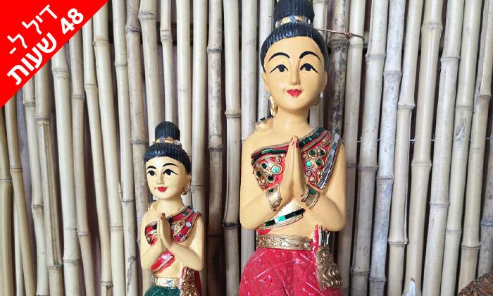 3 ל-48 שעות: חבילת פינוק בספא במבו מסאז' תאילנדי, הוד השרון