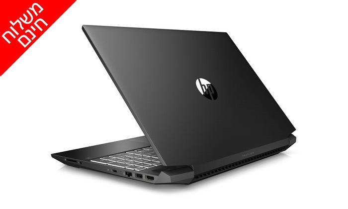 """3 מחשב נייד HP עם מסך """"15.6 - כולל אוזניות גיימינג ומשלוח חינם"""