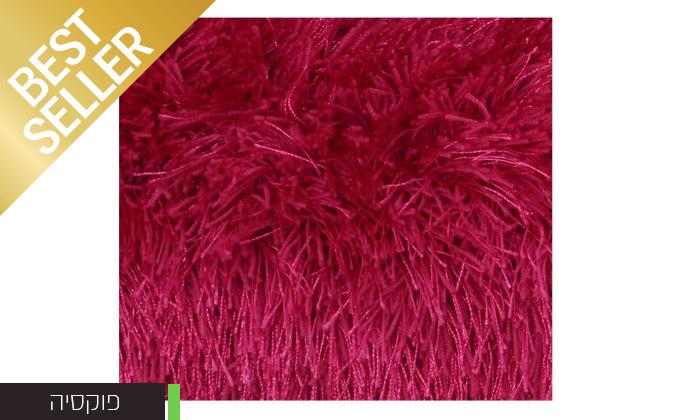 6 שטיח שאגי בצבעים וגדלים לבחירה WE HOME דגם סופי