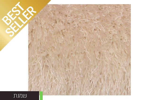 7 שטיח שאגי בצבעים וגדלים לבחירה WE HOME דגם סופי