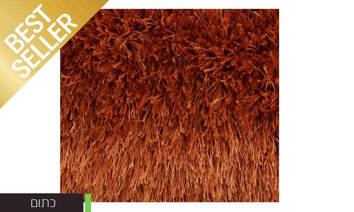 11 שטיח שאגי בצבעים וגדלים לבחירה WE HOME דגם סופי