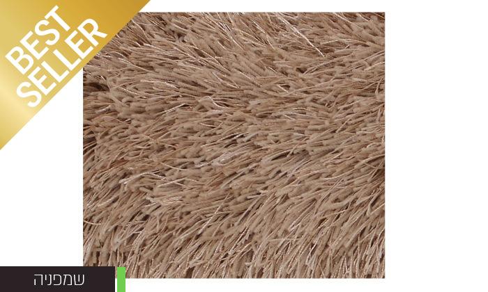 18 שטיח שאגי בצבעים וגדלים לבחירה WE HOME דגם סופי
