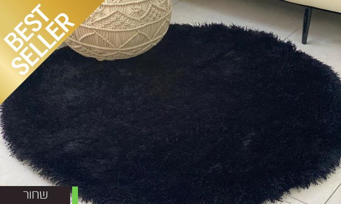 20 שטיח שאגי בצבעים וגדלים לבחירה WE HOME דגם סופי