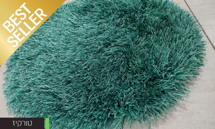 22 שטיח שאגי בצבעים וגדלים לבחירה WE HOME דגם סופי