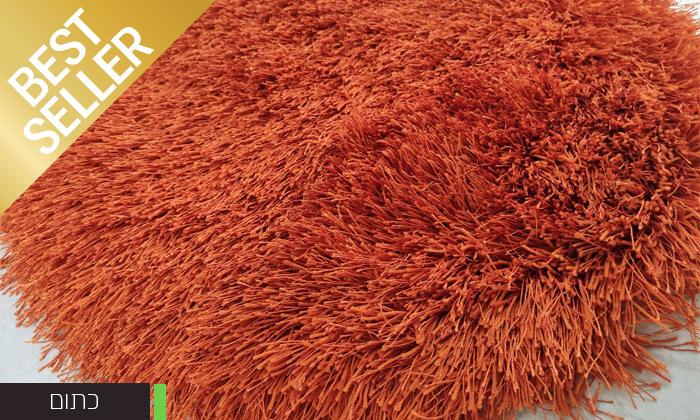 24 שטיח שאגי בצבעים וגדלים לבחירה WE HOME דגם סופי